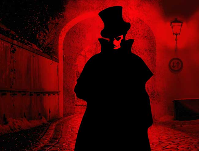 Londres 1888: Jack the Ripper