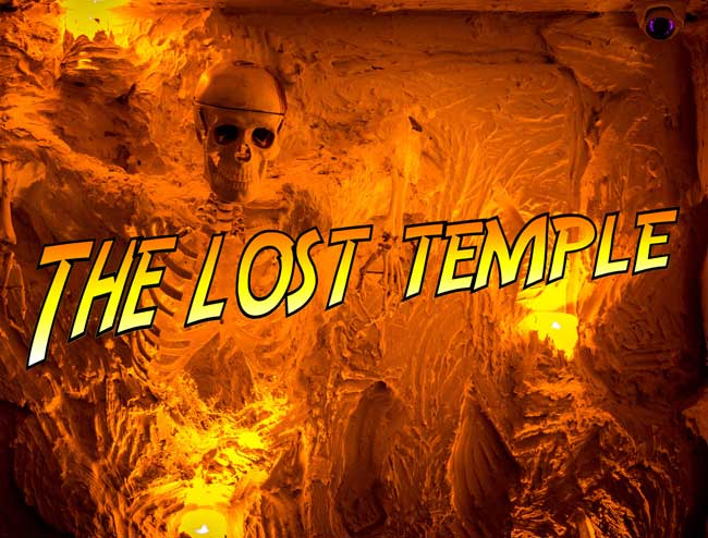 Jones: the lost temple